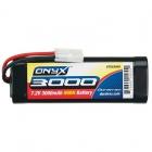 ONYX - NiMH 7,2V 3000mAh StickPack s TAM konektorem