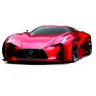 Polistil Nissan Concept 1:43