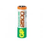 GP NiMH akumulátor 2500mAh HR6 AA (1ks)