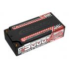 Corally LiPo Voltax 7.4V 5000mAh 120C Short EFRA