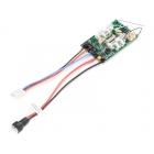 Přijímač AS6420BL DSMX 6Ch AS3X SAFE BL ESC