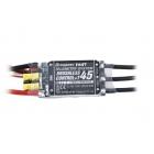Brushless control + Telemetrie 45 G3,5 s XT60 konektorem