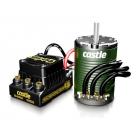Castle motor 1410 3800ot/V 5.00mm senzored, reg. Sidewinder 4