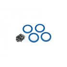 Traxxas hliníkový beadlock kroužek 2.2