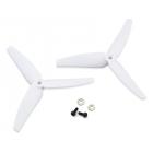 Blade ocasní vrtulka bílá (2): 230 S V2
