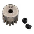 Axial pastorek ocel 13T 32DP na hřídel 3.17mm