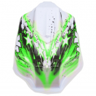 Spirit NXT EP Bitty design zelená lexanová karoserie