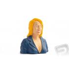 Pilotka 1:6 - blond