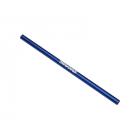 Traxxas centrální hřídel hliníková modrá 189mm