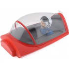 E-flite kokpit s kabinou: Pitts 0.85m