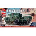 Airfix Churchill Mk.VII (1:76) (Vintage)