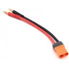 Spektrum nabíjecí kabel IC5 s banánky 30cm, 10AWG