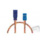Prodlužovací kabel 1000mm, JR 0,35qmm kroucený silikonkabel, 1 ks.