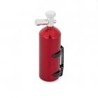 Červená tlaková nádrž NOS s Nitro oxyd plynem, 23 gr.