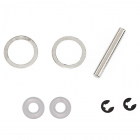 Dif. hřídel + O kroužky + E clip FURIO