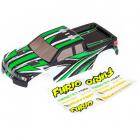 Lakovaná lexanová karoserie FURIO