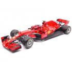 Bburago Ferrari SF71-H 1:18 #7 Raikkonen