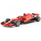 Bburago Ferrari SF71-H 1:18 #5 Vettel