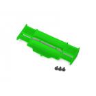 Traxxas křídlo zelené: Rustler 4X4