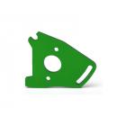 Traxxas lože motoru hliníkové zelené