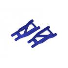 Traxxas ramena zavěšení HD modré (pár)