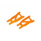 Traxxas ramena zavěšení HD oranžové (pár)