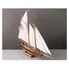 COREL America Yacht 1:155 kit