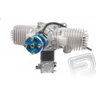 Motor GP 76 ccm včetně tlumiče a příslušenství