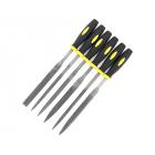 Modelcraft pilníky s rukojetí (sada 6ks)
