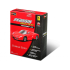Bburago stavebnice aut Ferrari 1:43 (sada 12ks)