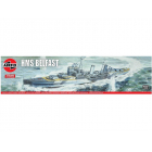 Airfix HMS Belfast (1:600) (Vintage)