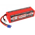 Corally LiPo Sport Racing 11.1V 5400mAh 50C EC3