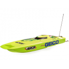 Proboat Miss GEICO Zelos 36 Twin Brushless Catamaran RTR