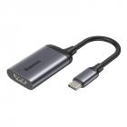 Adapter Baseus USB-C na HDMI 4K + USB-C PD Hub