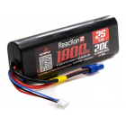 Dynamite LiPo Reaction2 Car 7.4V 1800mAh 20C EC3