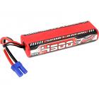 Corally LiPo Sport Racing 7.4V 4500mAh 50C EC5