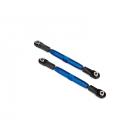 Traxxas stavitelná ojnička závěsu 73mm hliníková modrá (2)