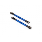 Traxxas stavitelná ojnička řízení 87mm hliníková modrá (2)