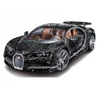 Bburago Bugatti Chiron 1:18 Crystal Version
