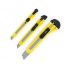 Modelcraft odlamovací nože (sada 3ks)