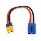 Nabíjecí kabel XT60/EC5, délka 150mm
