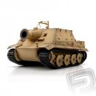 TORRO tank 1/16 RC Sturmtiger sand - infra