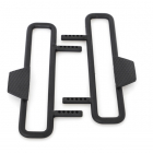 CRX kovové boční nášlapy (2 ks.)