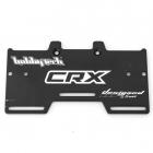 CRX kovová plošina pro baterky