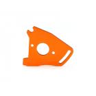 Traxxas lože motoru hliníkové oranžové