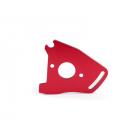 Traxxas lože motoru hliníkové červené