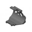 Zadní plastová ochrana motoru - kompositový plast, 1 ks.