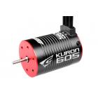 KURON 605 - 1/10 motor - 4-polový - 3500KV - bez senzorový