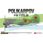 Academy Polikarpov I-16 Type 24 (1:48)