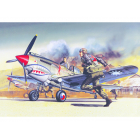 Academy Curtiss P-40B (1:72)